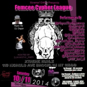 Femcee Cypher League