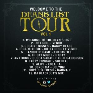 Deans List Mixtape back (2)