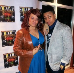 Shanell Red and Sir Moore