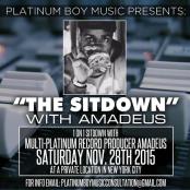 Amadeus Sitdown Event