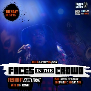 Faces In The Crowd 11.24.15